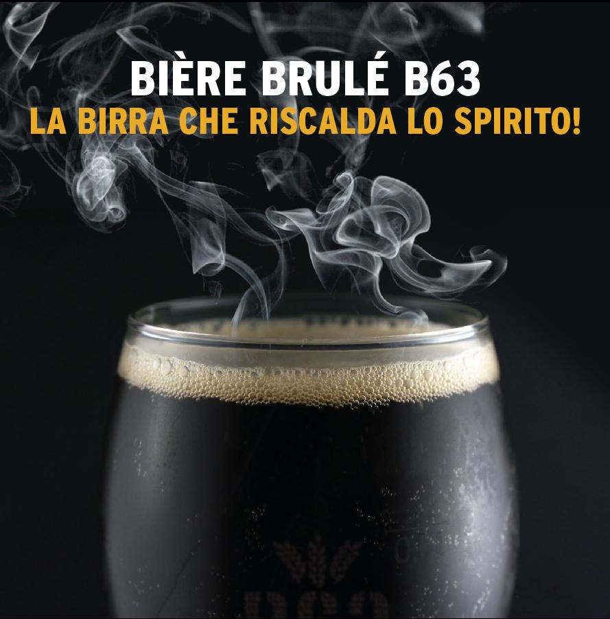 BIÈRE BRULÉ B63