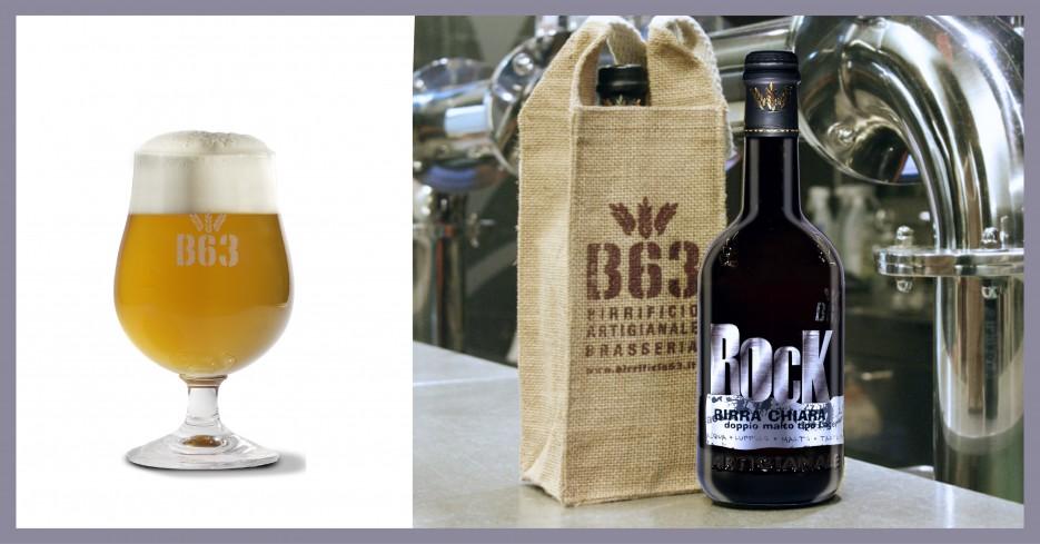 Birre artigianali B63. La ROCK