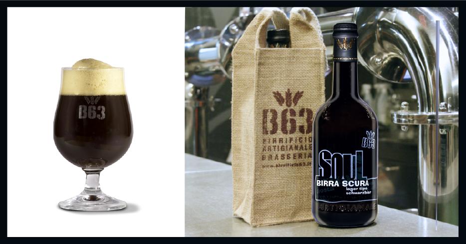 Birra Artigianale B63 Soul